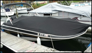 Sailboat Bimini by Got It Covered